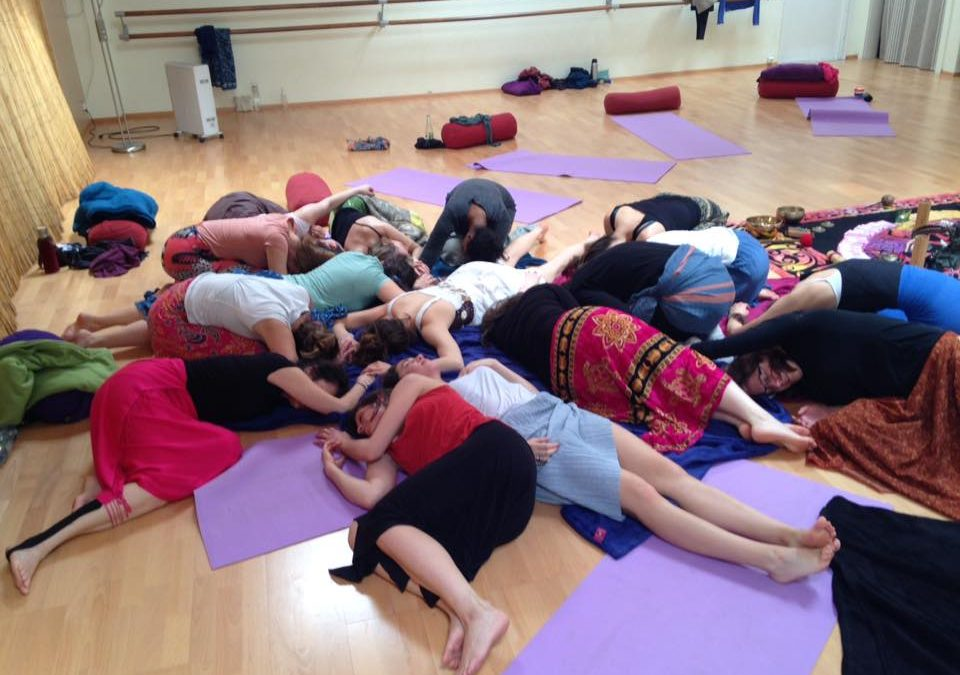 Shakti Gathering – Reflections on Feminine Embodiment from Switzerland