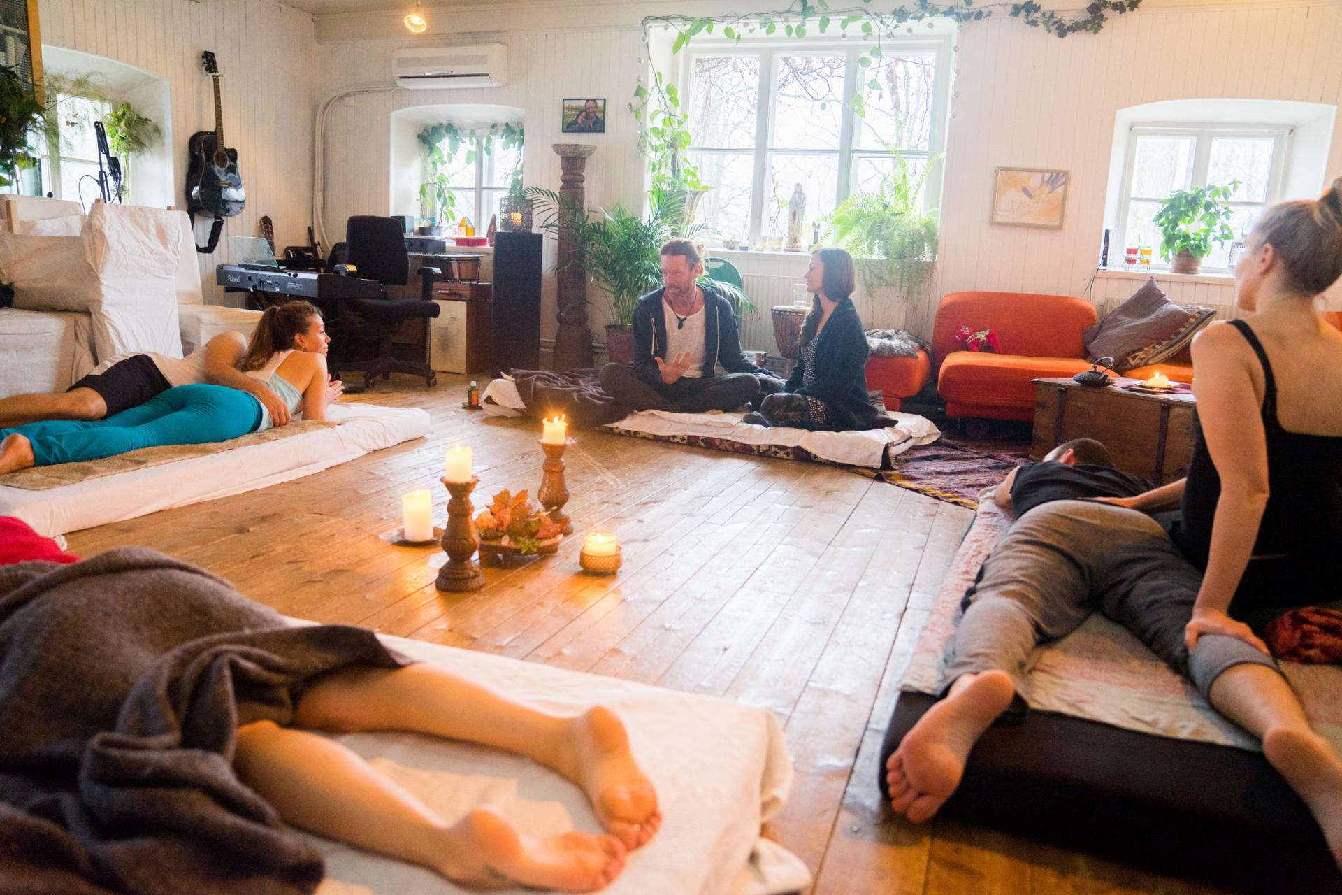 Live2Love Tantra Retreat for Couples - Dakini - Revealing the Sensual Goddess within