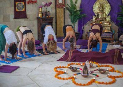 EPT yoga group